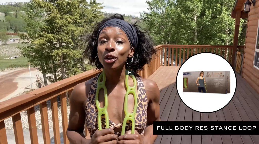 full body workout with rocky horsford