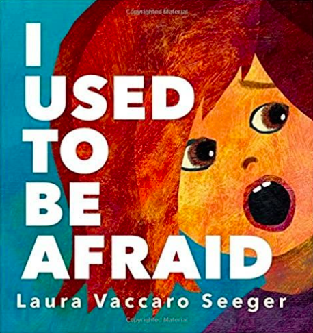 i used to be afraid book cover