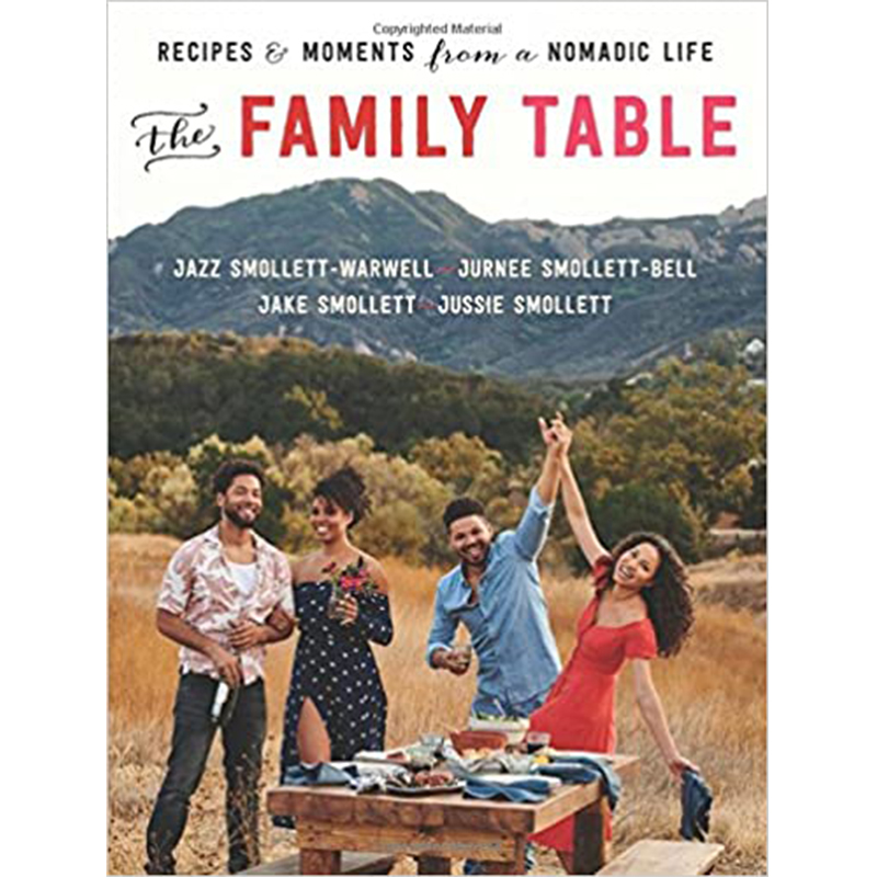 the family table cooking for cook with jazz