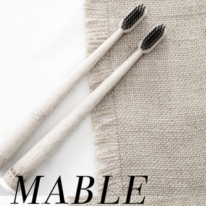 mable bamboo toothbrushes