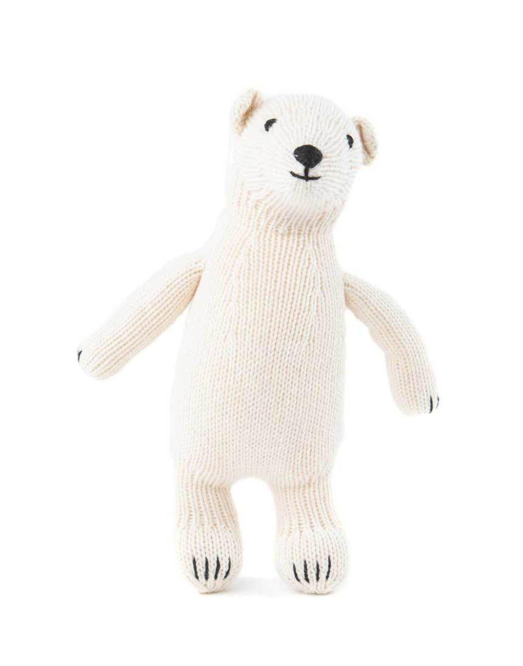 giving tuesday polar bear stuffed animal