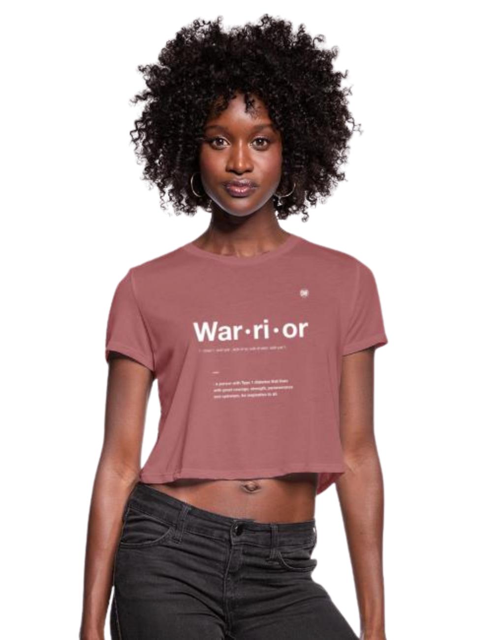 warrior t shirt