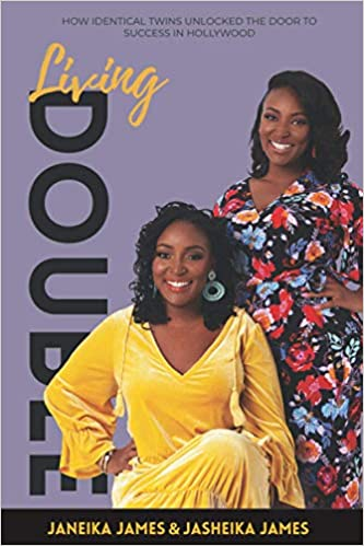 living double book cover