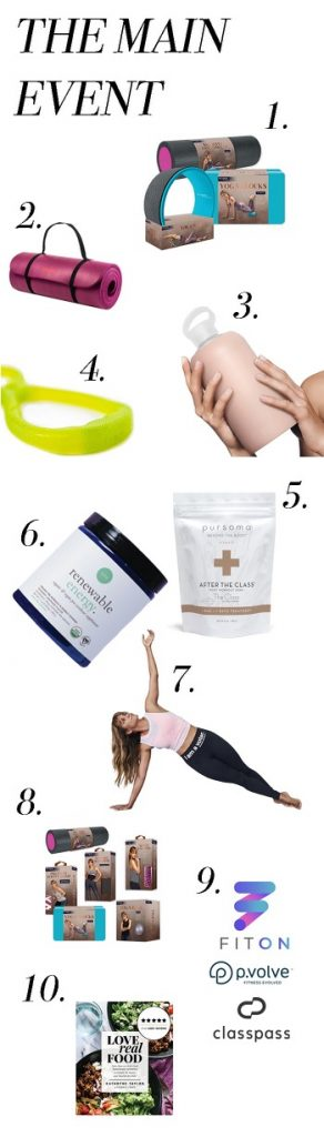 fitness must haves respin