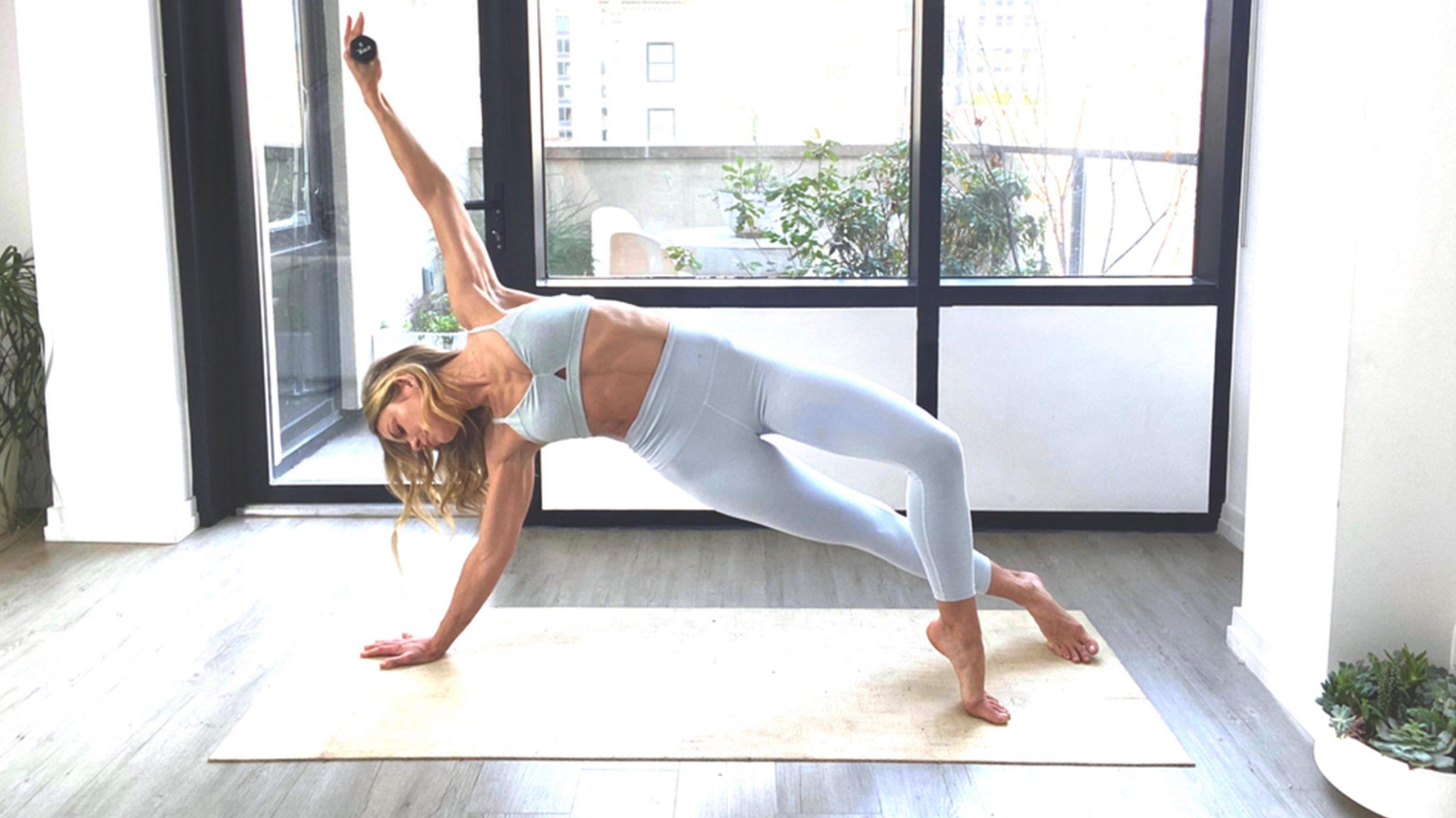erika bloom pilates workout
