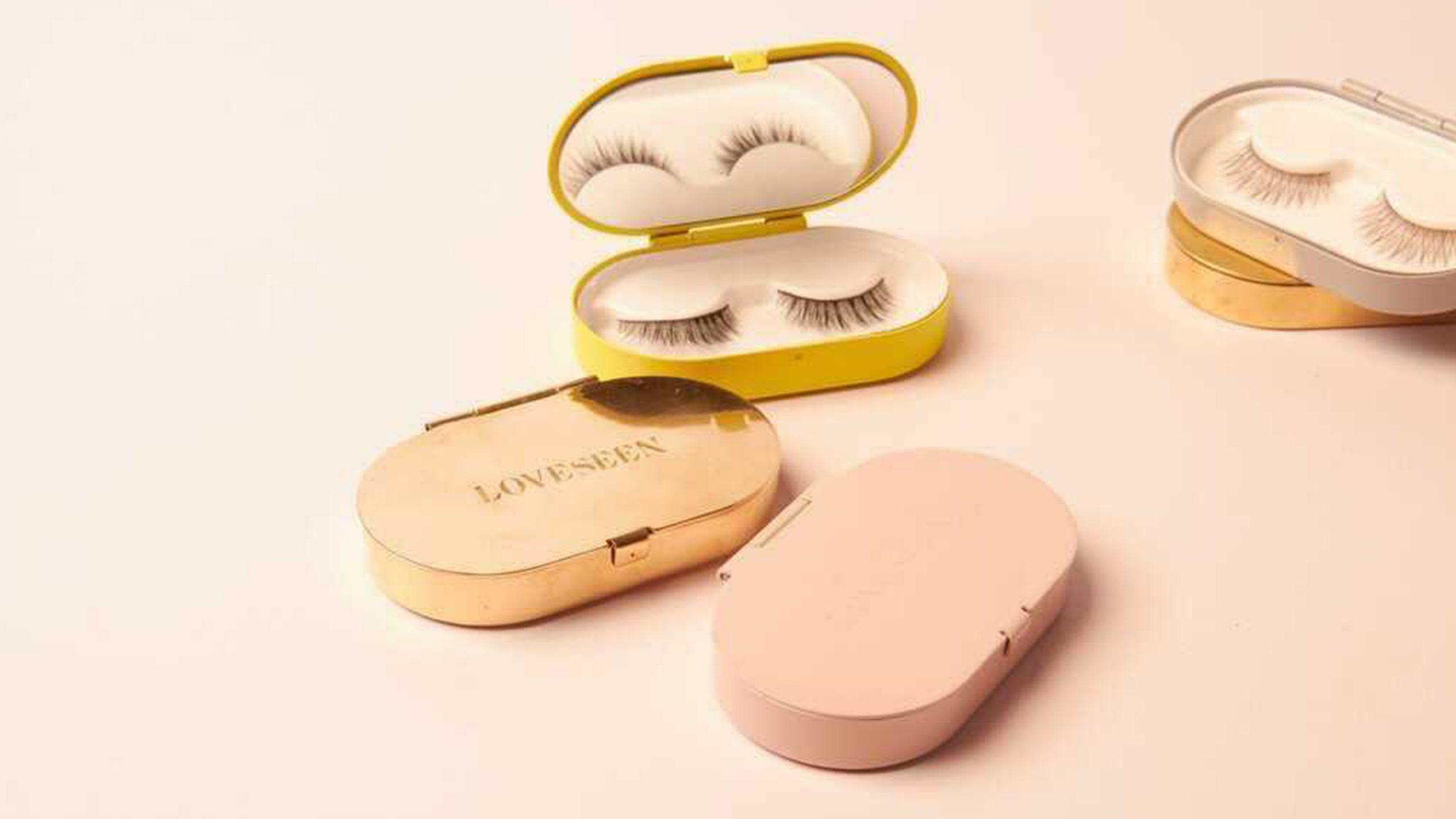 loveseen eyelashes brand