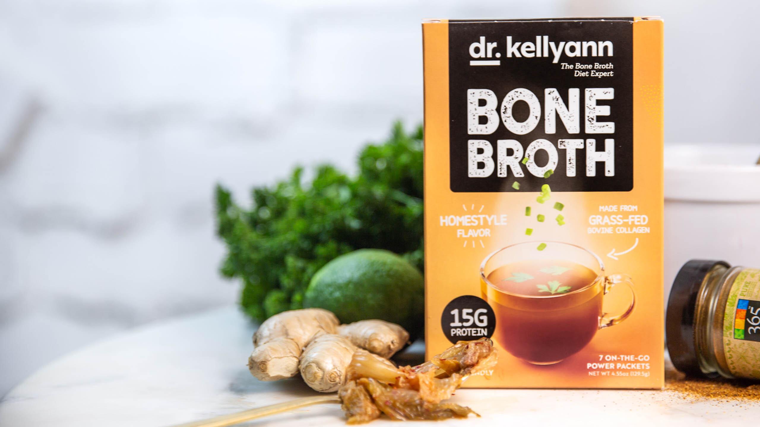 doctor kellyann bone broth