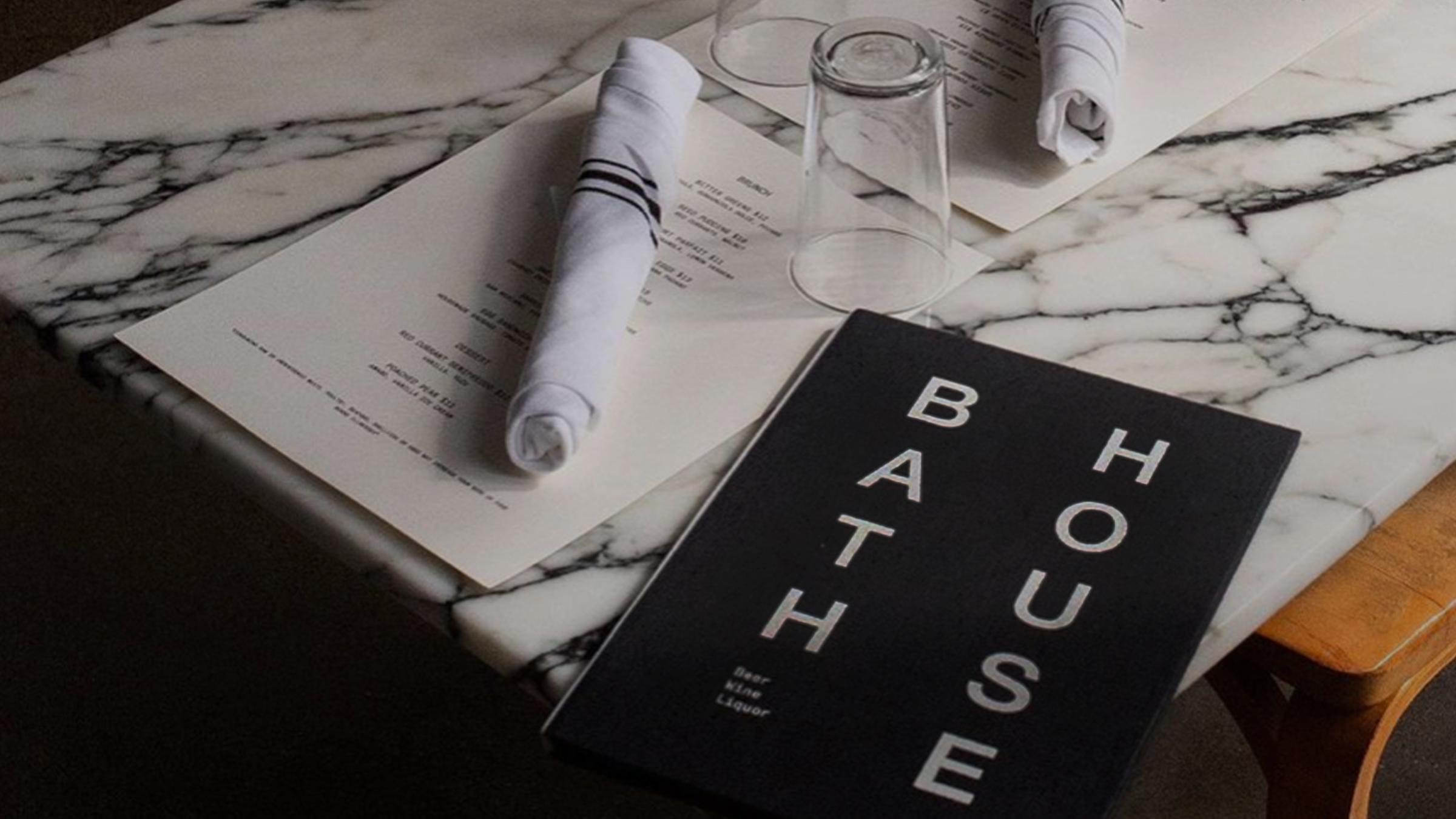 rē•Imagining Restaurant Week as Holistic Rejuvenation with Bathhouse NYC