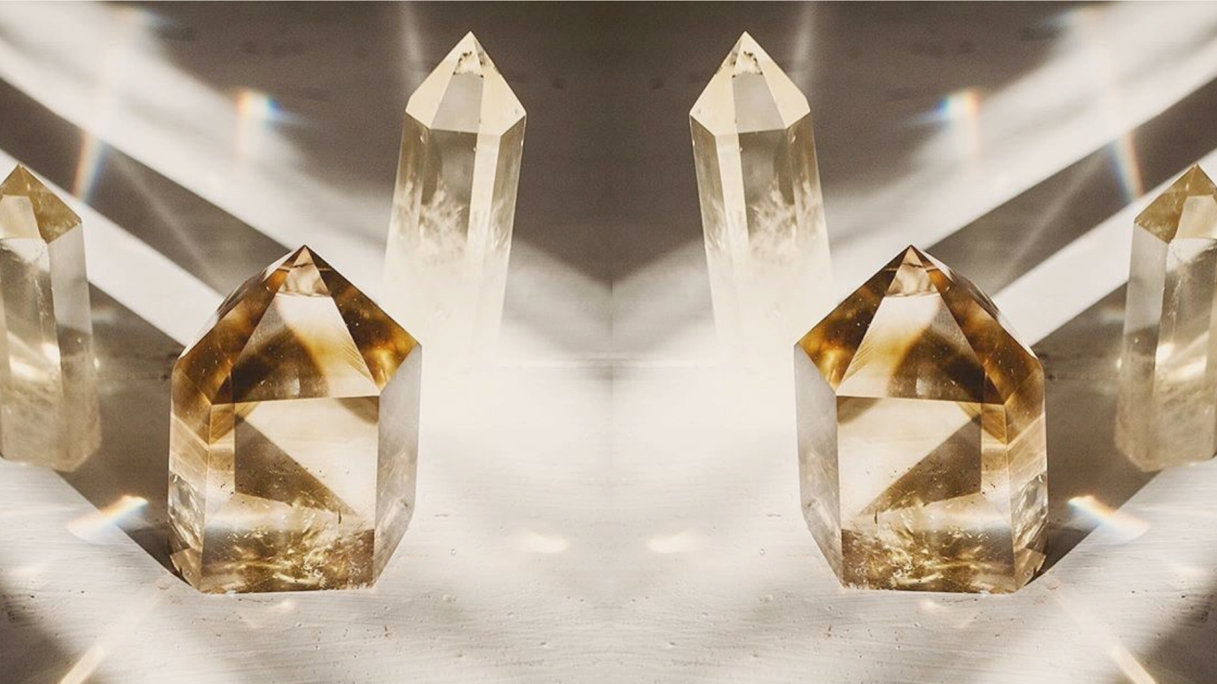How to Charge Your Crystals with Intention